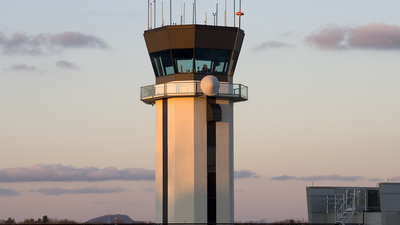 KBTV - Airport - Control Tower