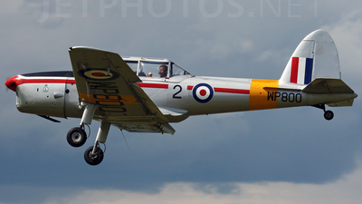 G-BCXN - De Havilland Canada DHC-1 Chipmunk - Private