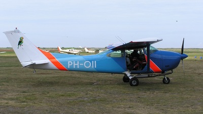 PH-OII - Cessna 182P Skylane - Private