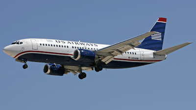 N154AW - Boeing 737-3G7 - US Airways (America West Airlines)