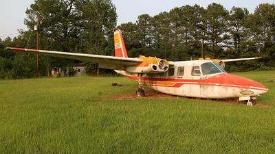 N4633E - Aero Commander 500S - Private