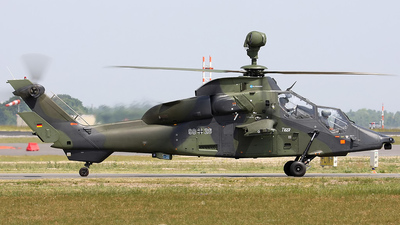 98-26 - Eurocopter EC 665 Tiger - Germany - Army