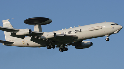 83-0009 - Boeing E-3C Sentry - United States - US Air Force (USAF)