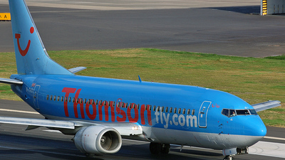 G-THOI - Boeing 737-36Q - Thomson Airways