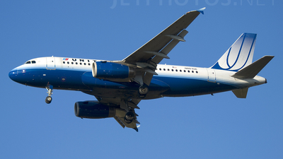 N801UA - Airbus A319-131 - United Airlines