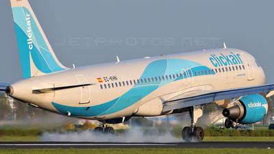 EC-KHN - Airbus A320-216 - Clickair