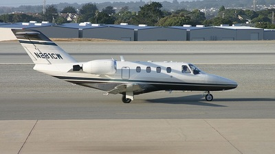 N281CW - Cessna 525 CitationJet 1 - Flight Options
