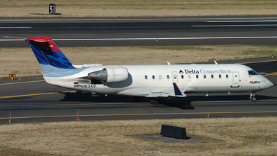 N863AS - Bombardier CRJ-200ER - Delta Connection (SkyWest Airlines)