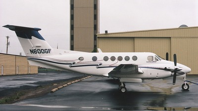 N800GF - Beechcraft 200 Super King Air - Private