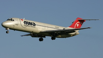 N920RW - McDonnell Douglas DC-9-31 - Northwest Airlines