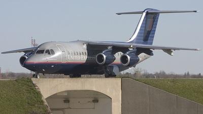 N290UE - British Aerospace BAe 146-200A - United Express (Air Wisconsin)