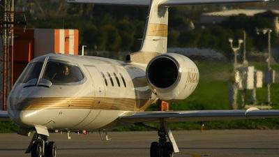 N32AJ - Bombardier Learjet 35A - Code Aviation