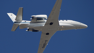 G-CBRG - Cessna 560XL Citation Excel - Eurojet