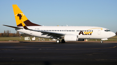 ET-AOK - Boeing 737-790 - ASky Airlines