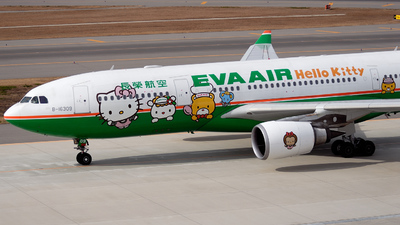 B-16309 - Airbus A330-203 - Eva Air