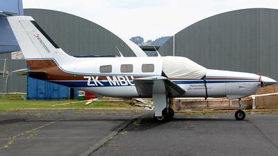 ZK-MBU - Piper PA-46-310P Malibu - Private
