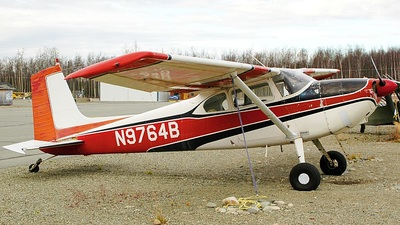 N9764B - Cessna 180 Skywagon - Private