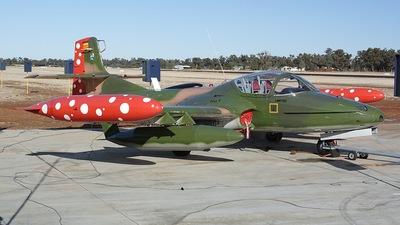 VH-XVA - Cessna A-37 Dragonfly - Temora Aviation Museum
