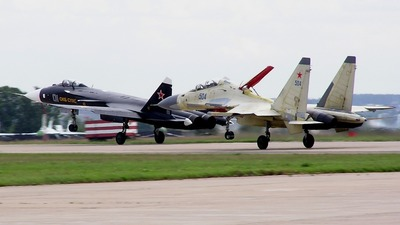 - Sukhoi Su-37 Flanker F - Unknown