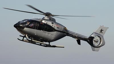 3A-MSS - Eurocopter EC 135T2+ - Monacair