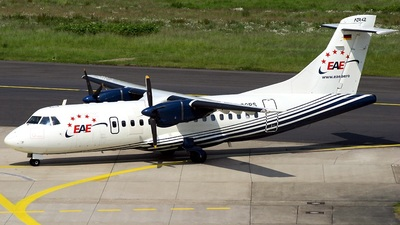 D-BCRC - ATR 42-300 - European Air Express (EAE)