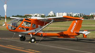 VH-SZS - Seabird SB7-L-360 Seeker - Private