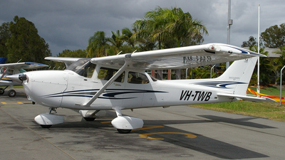 VH-TWB - Cessna 172S Skyhawk SP - Aero Club - Darling Downs