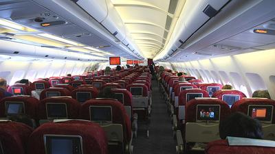 A7-ACF - Airbus A330-203 - Qatar Airways