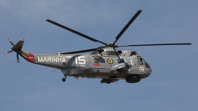 N-3015 - Sikorsky SH-3A Sea King - Brazil - Navy