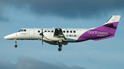 G-MAJM - British Aerospace Jetstream 41 - Eastern Airways