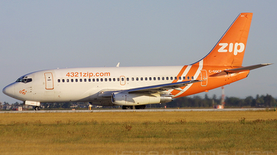 C-GQCP - Boeing 737-217(Adv) - Zip