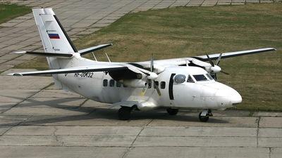 RF-00132 - Let L-410UVP Turbolet - Private