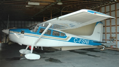 C-FSNI - Cessna 180H Skywagon - Private