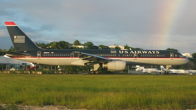 N613AU - Boeing 757-2B7 - US Airways