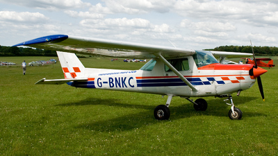 A picture of GBNKC - Cessna 152 - [15281036] - © Brian Whitelegg