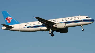 F-WWBN - Airbus A320-214 - China Southern Airlines