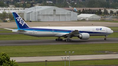 A picture of N1785B - Boeing flight test (heavies) - Boeing - © billiam