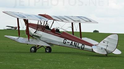 A picture of GANLD - De Havilland DH82 Tiger Moth - [85990] - © Paul Stevenson