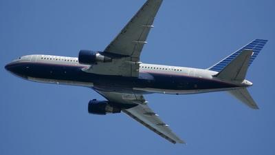 N614UA - Boeing 767-222 - United Airlines