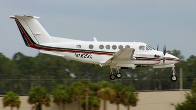 N162GC - Beechcraft B200 Super King Air - Private