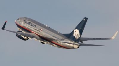 XA-WAM - Boeing 737-752 - Aeroméxico