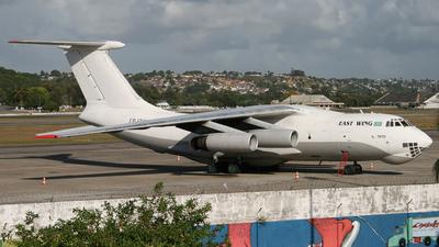 UP-I7621 - Ilyushin IL-76TD - East Wing
