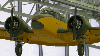 G-AHTW - Airspeed Oxford Mk.I - United Kingdom - Royal Air Force (RAF)