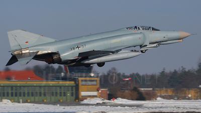 38-37 - McDonnell Douglas F-4F Phantom II - Germany - Air Force