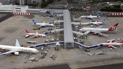 EGPF - Airport - Terminal
