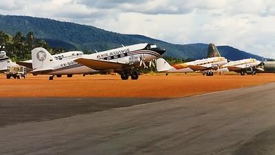 SVCN - Airport - Ramp
