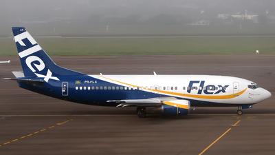 PR-FLX - Boeing 737-3K9 - Flex Linhas Aéreas