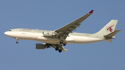 A7-ACF - Airbus A330-203 - Qatar Airways