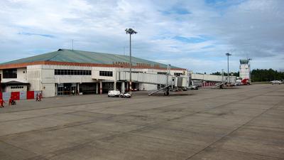 WBGS - Airport - Ramp