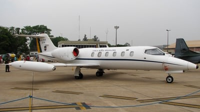 FAB2714 - Bombardier Learjet VU-35A - Brazil - Air Force